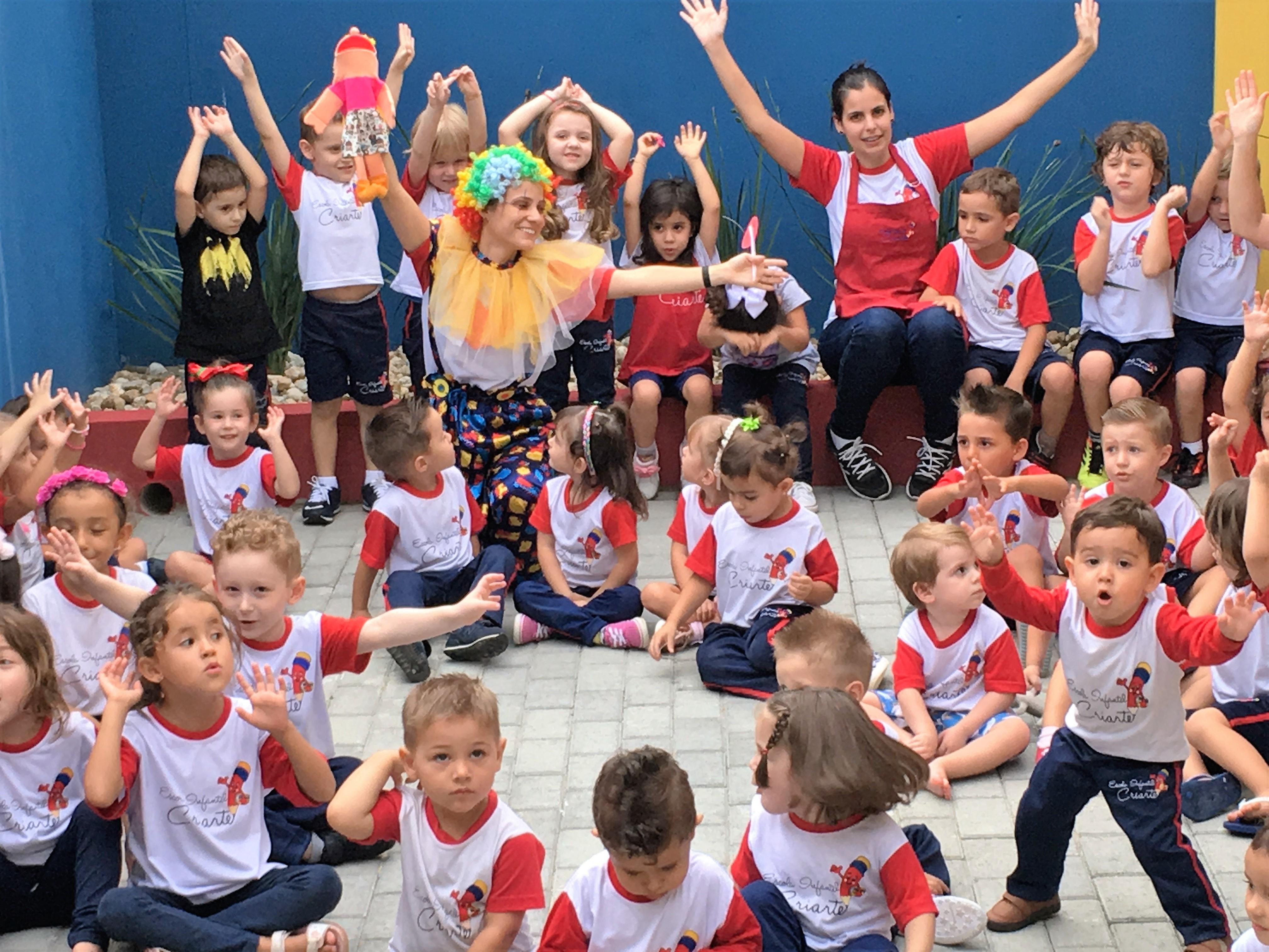 Read more about the article DIA DO CIRCO – MARÇO 2019