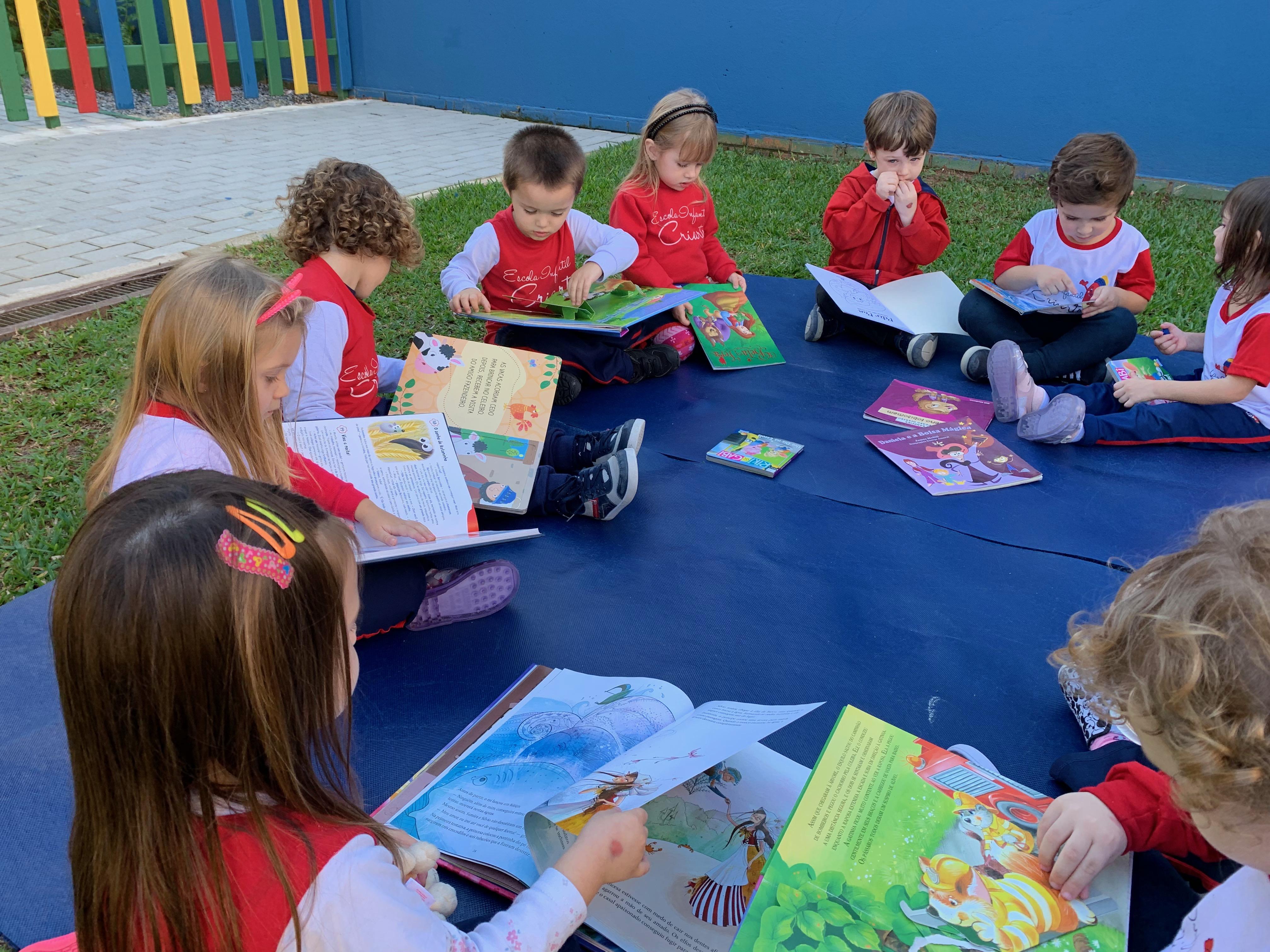 You are currently viewing A importância da leitura na infância